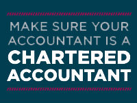 Make Sure Your Accountant is a Chartered Accountant